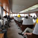 新東京丸の船内
