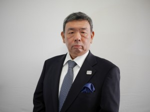 秋元運輸倉庫株式貴社 代表取締役社長 秋元伸介