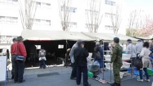 東日本大震災のときは、被災者の皆さんにお風呂を提供し、大活躍しました。