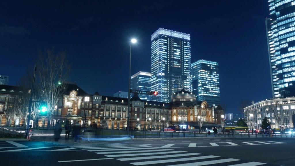 東京駅。国内最大級のターミナル駅であり、東京駅から直通(乗換なし)で行ける都道府県数は、32に及ぶそうです。